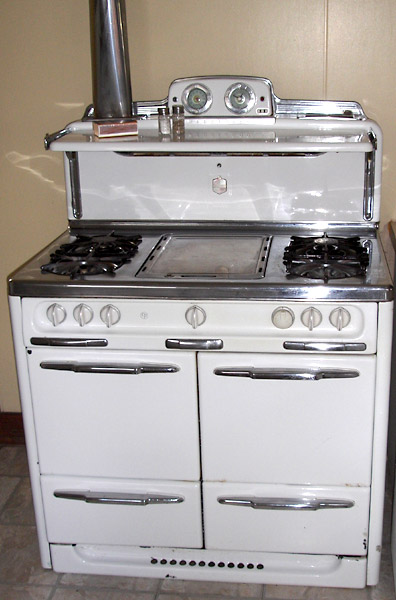 vintage-stove • Mary Kay Andrews