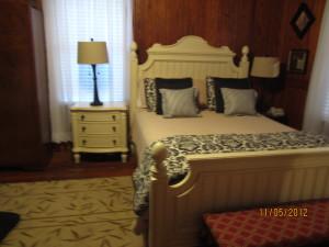 Master bedroom--before