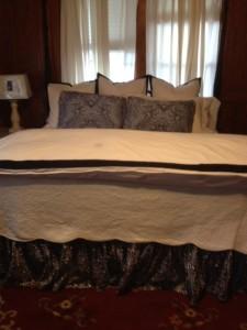 Master bedroom--in process