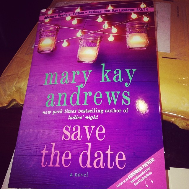 Hello gorgeous! Look for Save The Date June 3  Better yet, pre-order