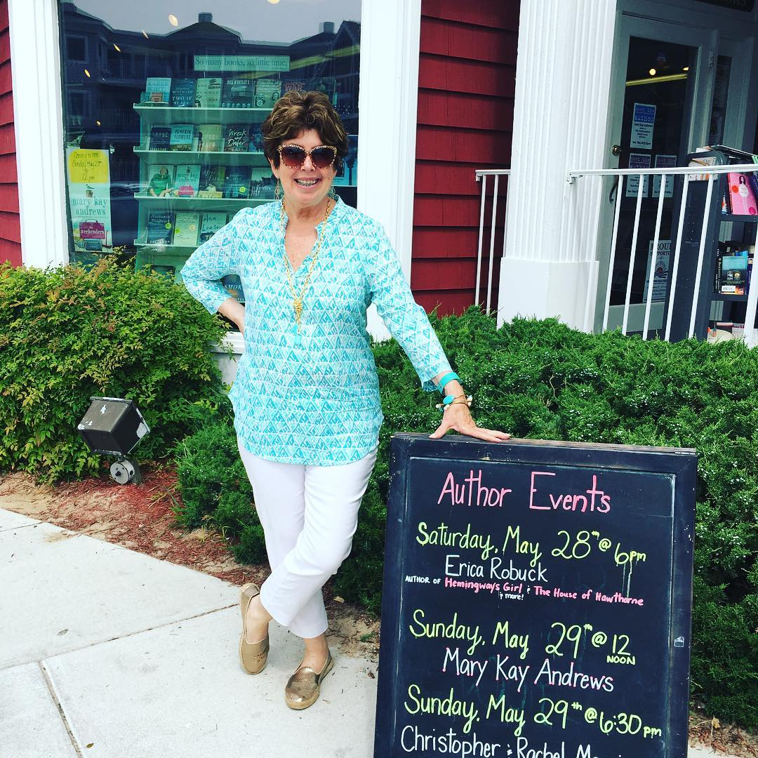 Come see me today at noon at @bethanybeachbooks
